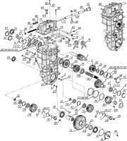 Коробка передач С40602950