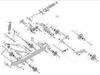 Движитель гусеничный L10200700