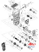 Коробка передач (Нового образца)