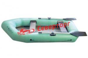 Лодка «Волга 255 М» (под мотор до 2,5 л.с.)